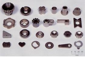 アルミニウム焼結部品
